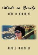 Made in Sicily - Born in Brooklyn Book