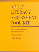 Adult Literacy Assessment Tool Kit