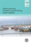 Safety Practices Related to Small Fishing Vessel Stability