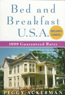 Bed and Breakfast U  S  A   1999
