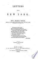 Letters from New York     Ninth edition