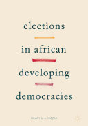 Elections in African Developing Democracies Pdf/ePub eBook