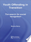 Youth Offending in Transition Book PDF