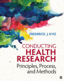 Conducting Health Research