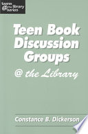 Teen Book Discussion Groups @ the Library