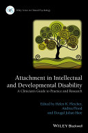 Attachment in Intellectual and Developmental Disability