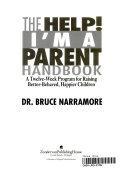 The Help  I m a Parent Handbook