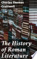 The History of Roman Literature