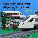 Lego Train Adventure Rhyming Story Book