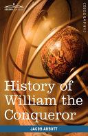 History of William the Conqueror [Pdf/ePub] eBook
