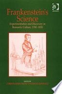 Frankenstein S Science Book