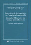 Intercultural literacies and German in the classroom