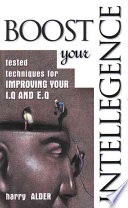How To Boost Your Intelligence Book PDF