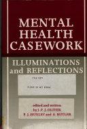 Mental Health Casework