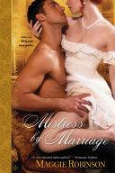 Mistress by Marriage Pdf/ePub eBook
