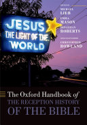 The Oxford Handbook of the Reception History of the Bible Pdf/ePub eBook