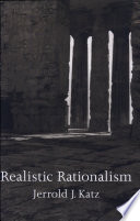 Realistic Rationalism