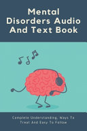 Mental Disorders Audio And Text Book