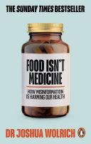 Food Isn't Medicine Pdf/ePub eBook