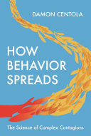 How Behavior Spreads