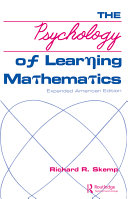 The Psychology of Learning Mathematics