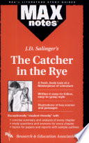 Catcher in the Rye  the  MAXNotes Literature Guides