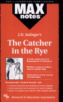 Catcher in the Rye, the (MAXNotes Literature Guides)