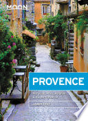 Moon Provence Book