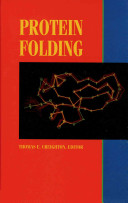 Cover image of Protein folding