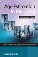 Pdf Age Estimation in the Living