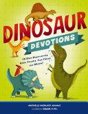 Pdf Dinosaur Devotions