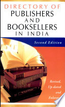 Directory of Publishers and Booksellers in India