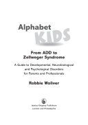 7865e3ec3cde Alphabet Kids - From ADD to Zellweger Syndrome: A Guide to ...
