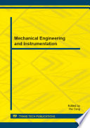 Mechanical Engineering And Instrumentation Book PDF