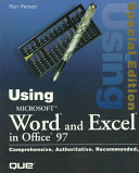 Using Word and Excel in Office 97