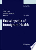 Encyclopedia of Immigrant Health Book