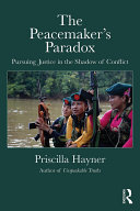 The Peacemaker's Paradox Book