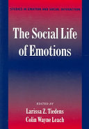 The Social Life of Emotions