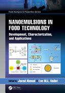 Nanoemulsions in Food Technology