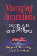 Managing Acquisitions