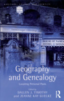 Geography and Genealogy [Pdf/ePub] eBook