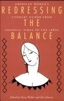 Redressing the balance