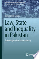 Law State And Inequality In Pakistan