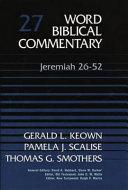 Jeremiah 26 52