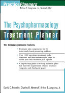 The Psychopharmacology Treatment Planner