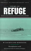 Terms of Refuge Book
