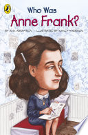 Who Was Anne Frank  Book