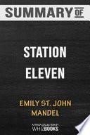 Summary of Station Eleven