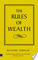 The Rules of Wealth Book