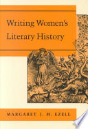Writing Women S Literary History